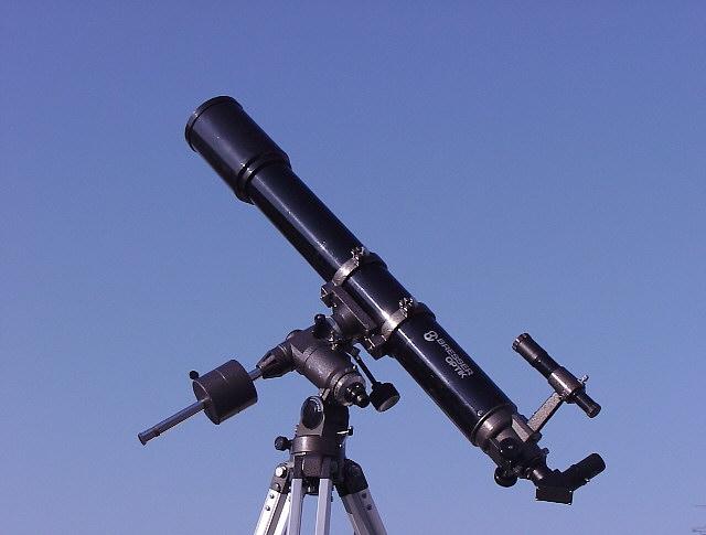 Astronomie u003e aufnahmetechniken u003e bresser fraunhoferrefraktor 102 1000 mm